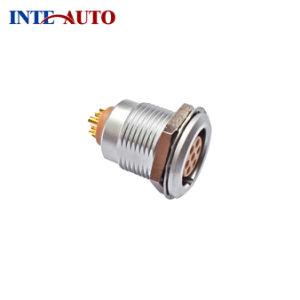 M12金属の硬度のテストのためのプッシュプル円コネクター
