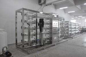 Новая установка для очистки воды обратного осмоса
