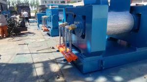 Wast переработки шин машины отходов Дробильная установка шин