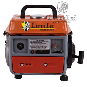 450W Small Portable Power Petrol Generator per Camping