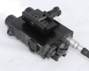 Nuovo indicatore luminoso tattico di standard militare LED con vista verde del laser combinata
