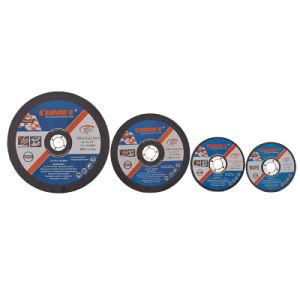 De gedeprimeerde Wielen van de Scheiding van het Centrum 180X3.2X22.2mm) Schuurmiddel voor van het Metaal (met MPa Certificaten