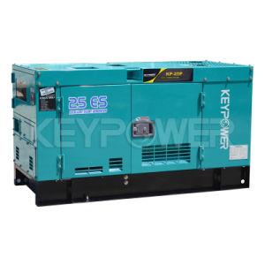 De Stille Diesel Genset van Keypower met Motor 16kVA Quanchai