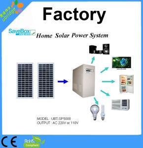 système d'alimentation solaire d'inverseur de l'énergie 1kw/1.5kw/2kw/3kw/4kw/5kw solaire (UBT-SP5000)