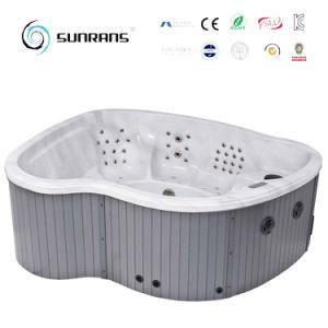 Piccola vasca calda utilizzata nuovo disegno 2017 con gli accessori del sistema della balboa (SR873)
