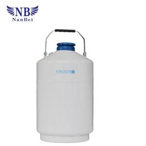 Tipo de transporte de contentores biológica de azoto líquido