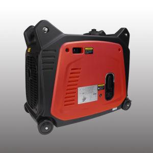 Pertol nominal de 3.0kw generador con equipos eléctricos para la elección de inicio