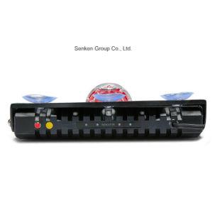 Generazione III LED indicatori luminosi rossi e blu della visiera dell'automobile
