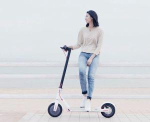 250W 2車輪のFoldable電気スクーター