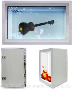 La nouvelle technologie Yashi écran tactile OLED Transparent Affichage LCD avec la haute définition