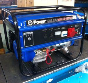 Niedriges Price Sk8500 8.5kVA Generator, Schweizer Kraftpapier Style Power 7500W Gasoline Generator, Three Phase Power Generator