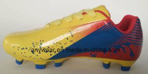 Los niños de calzado deportivo de fútbol al aire libre los zapatos de fútbol (627)