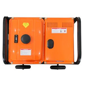 3KW gerador diesel de arranque eléctrico com o funcionamento automático