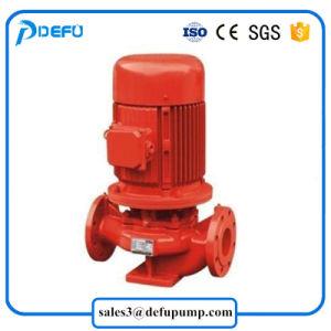 Vertikale Inline-Feuerbekämpfung-Rohrleitung-Jockey-Hochdruckpumpe