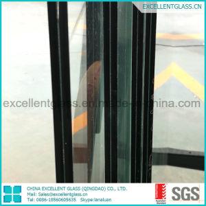 Het gelamineerde de Bouw Gelamineerde Gekleurde Glas van de Bouw lamineerde de Kleur van het Glas met een laag bedekte Gelamineerd Glas