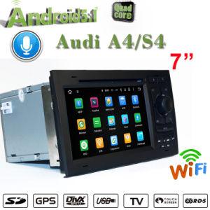 7  flash stereo 2+16g di Audi A4 S4 Carplay del Android 7.1 dell'automobile anabbagliante di GPS