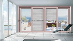 Cortina de vidro isolante para portas e janelas