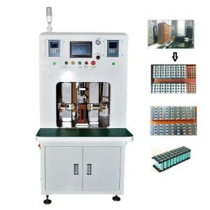 380V Bateria de Iões de Lítio 18650 Soldadura Automático da Máquina (TWSL-700)