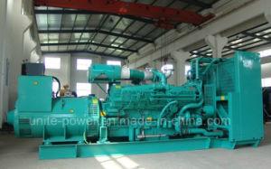 2000kVA open Diesel van de Motor van de V.S. Cummins van het Type Originele Generator