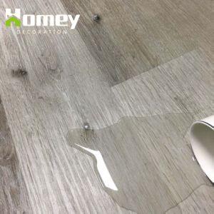 2018 Matériel revêtement de sol en vinyle PVC antidérapante
