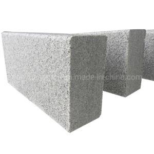 Дешевые G603 светло-серый гранит бордюров для дорожного строительства
