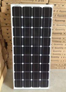 mono comitato solare di 12V 100W per il sistema solare domestico