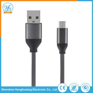 Accessori di carico personalizzati del telefono delle cellule del cavo di micro dati del USB