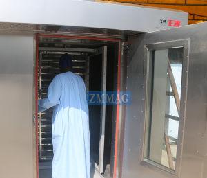 De Roterende Oven van Techno en het Betekenen voor het Brood Manufactura van de Toost (zmz-32C)