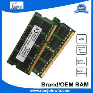 512 МБ*8 8 микросхемы памяти DDR3 4 ГБ оперативной памяти для ноутбуков