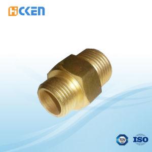 Nach Maß CNC-maschinell bearbeitende Messingbeleuchtung-Bauteile
