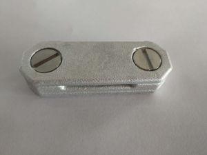 Струбцина земли зажима ленты DC алюминия для 25*3mm