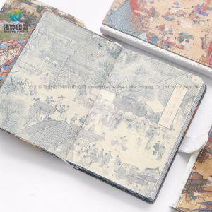 Cores Personalizadas mais baratos de alta qualidade a nota de papel pequeno livro