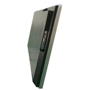 Industrielle flache Screen-Monitor des Entwurfs-an der Wand befestigte 55 '' Pcap