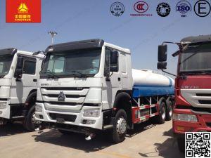 HOWOの軽量トラック10のトン4X2の通りのスプリンクラーのトラック