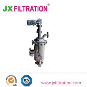 水処理のためのステンレス鋼のスクレーパーの自動クリーニング式フィルター