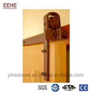 De hete Schuifdeur van de Schuur van de Verkoop Stevige Houten met Uitstekende kwaliteit
