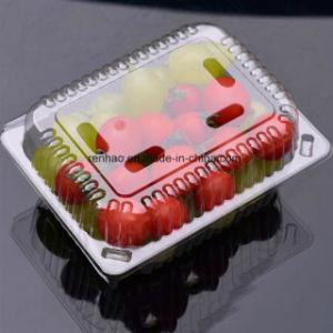 ペットプラスチックの箱の透過フルーツボックス使い捨て可能なプラスチック包装ボックス