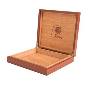 Madera de alta calidad caja de embalaje Caja de cigarros Humidor