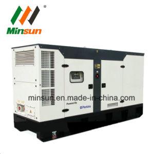 Электронный генератор дизельного двигателя 400квт/500ква бесшумный типа с двигателями Perkins