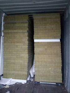 Isolation étanche résistant au feu RO&Kwool simg; Sandwi⪞ h Panel pour préfabriqué chambre
