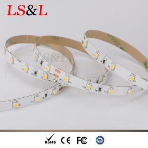 3528 Corda de LED SMD luz faixa 60LEDs/M pela fábrica de LED de alimentação