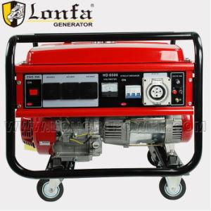 5kw GX390 de la poudre de générateur à essence portable par un véritable moteur Honda Japon
