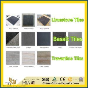 Narural ha lucidato bianco/nero/grigio/marmo/granito/quarzo/ardesia/travertino/arenaria/tetto/mattonelle di pietra del mosaico per la cucina/stanza da bagno/parete/pavimentazione/il materiale da costruzione