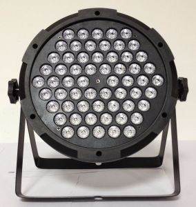 60LED 3 en 1 LED PAR 64 de la luz puede