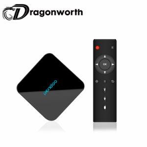 2018 neuer Förderung Pendoo X10 S905W bester Android Fernsehapparat-Kasten