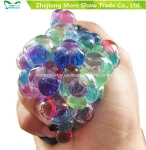 Anti giocattolo di rilievo di compressione di umore di autismo della sfera del mitigatore di sforzo dei nuovi branelli dell'acqua
