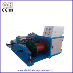 Cable de fibra óptica eléctrico de la máquina de extrusión para 30mm