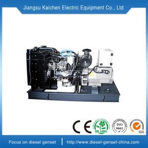 Звуконепроницаемые 25квт дизельный генератор энергии 33квт генератора дизельного топлива с