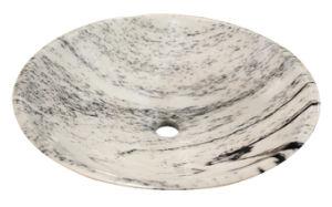 大理石の花こう岩の石は浴室の洗面器および流しを手作りする