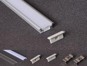 Светодиодные лампы метро алюминия паз